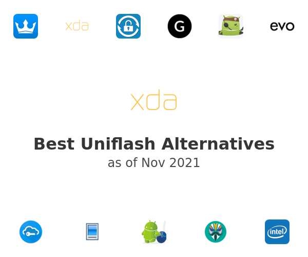Best Uniflash Alternatives