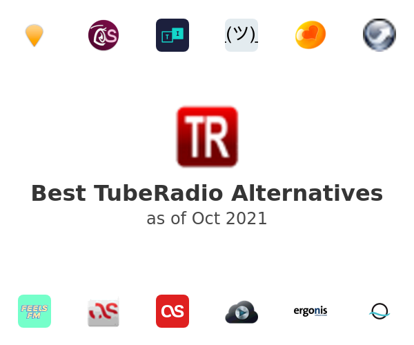 Best TubeRadio Alternatives