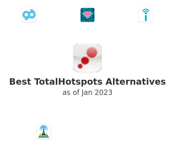 Best TotalHotspots Alternatives