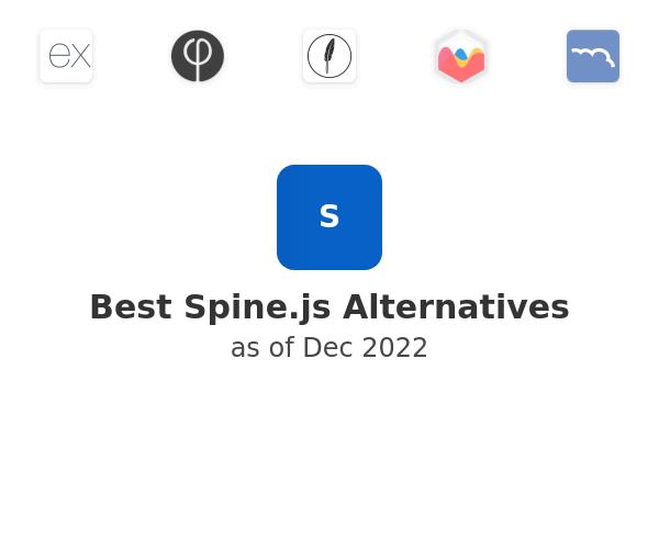 Best Spine.js Alternatives