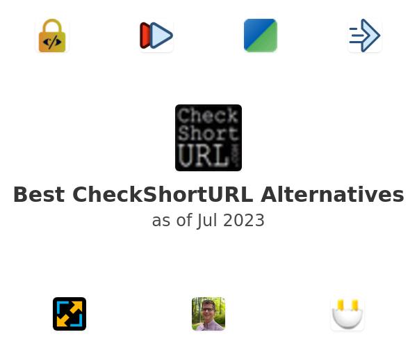 Best CheckShortURL Alternatives