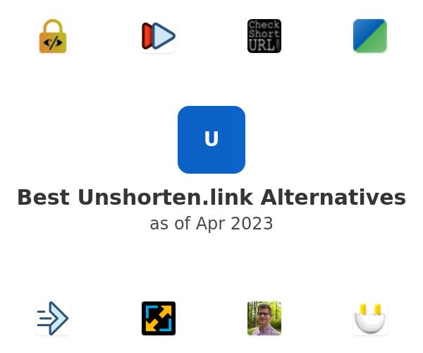Best Unshorten.link Alternatives