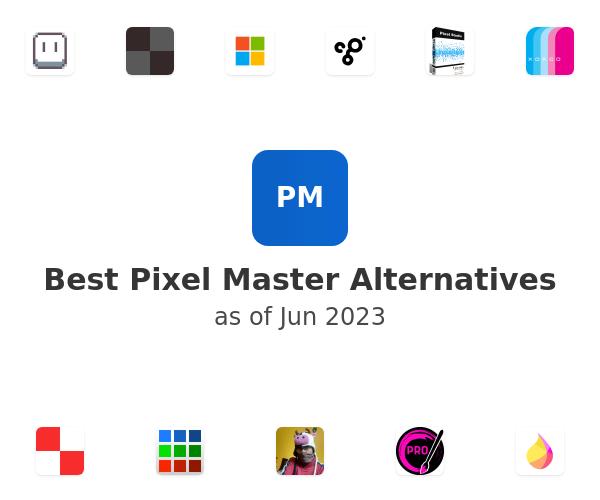 Best Pixel Master Alternatives