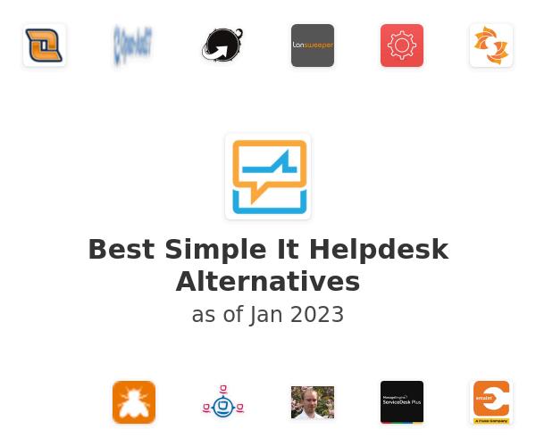 Best Simple It Helpdesk Alternatives