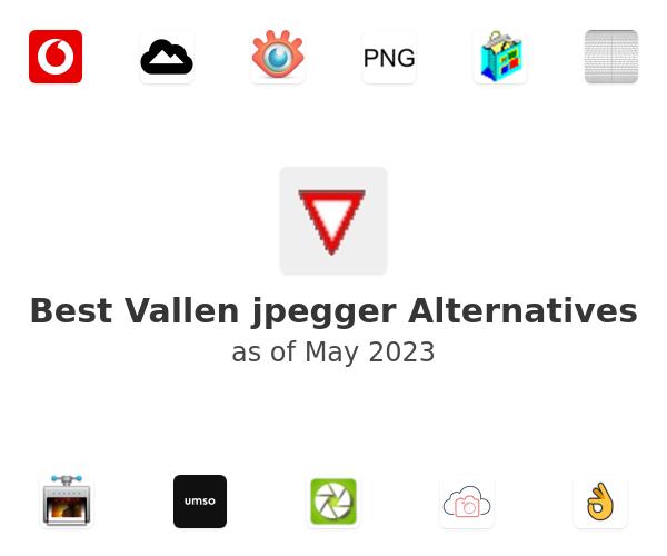 Best Vallen jpegger Alternatives