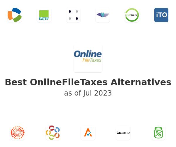 Best OnlineFileTaxes Alternatives