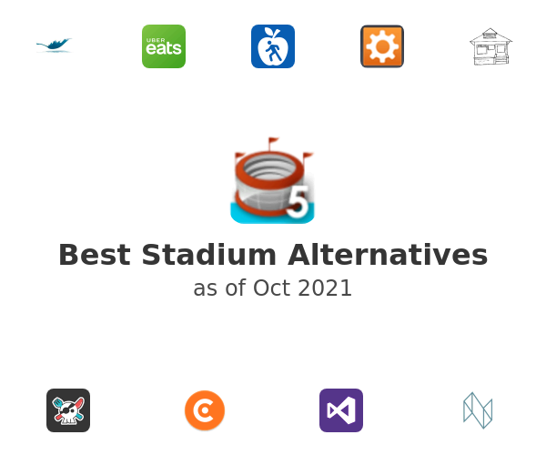 Best Stadium Alternatives