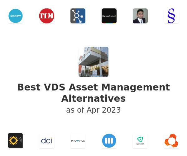 Best VDS Asset Management Alternatives