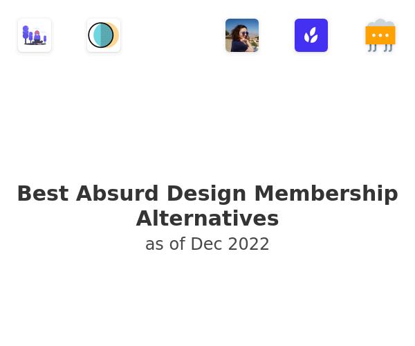 Best Absurd Design Membership Alternatives