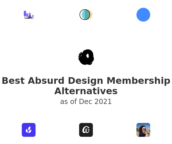 Best Absurd Design Membership Alternatives