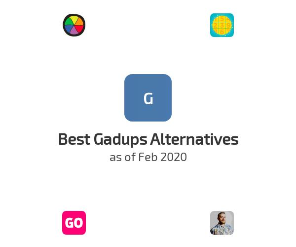 Best Gadups Alternatives