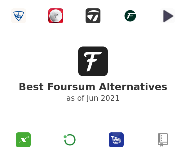 Best Foursum Alternatives