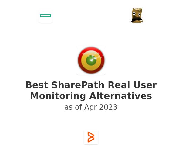 Best SharePath Real User Monitoring Alternatives