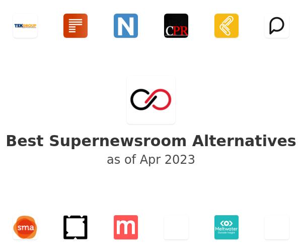 Best Supernewsroom Alternatives