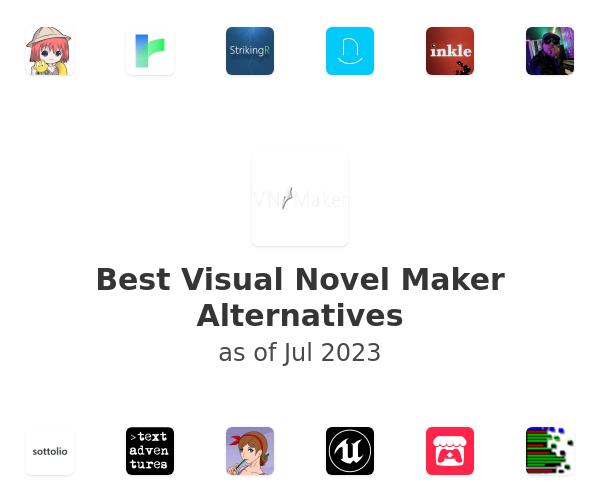 Best Visual Novel Maker Alternatives