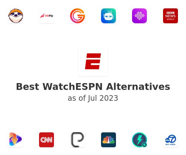 Best WatchESPN Alternatives