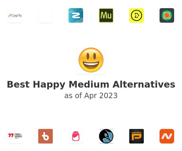 Best Happy Medium Alternatives