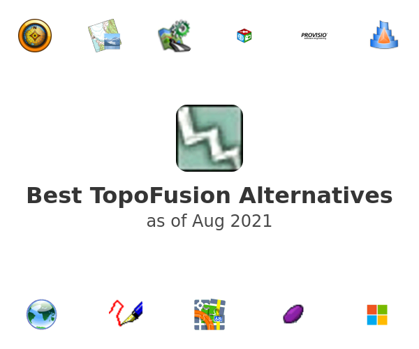 Best TopoFusion Alternatives