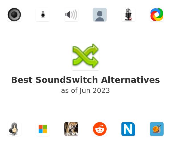 Best SoundSwitch Alternatives