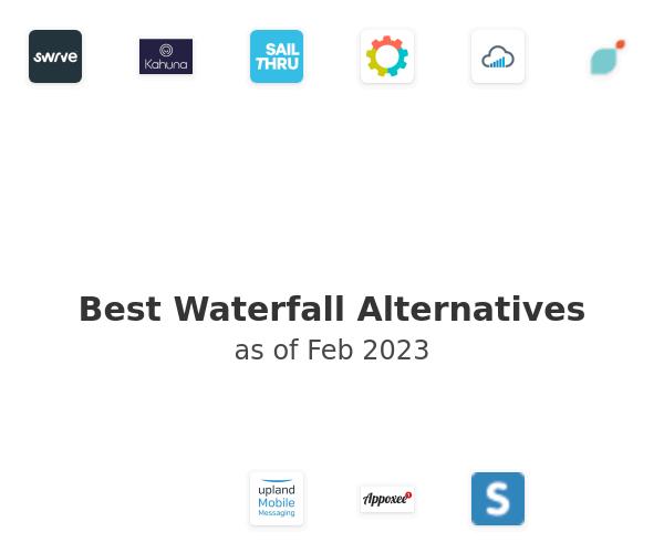 Best Waterfall Alternatives