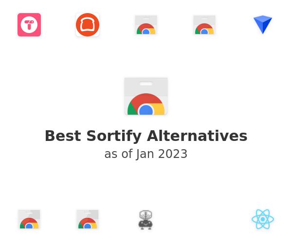 Best Sortify Alternatives
