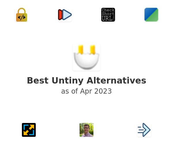 Best Untiny Alternatives