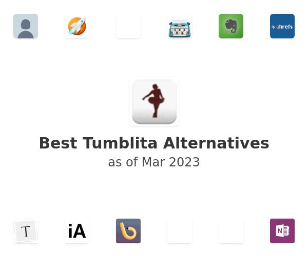 Best Tumblita Alternatives