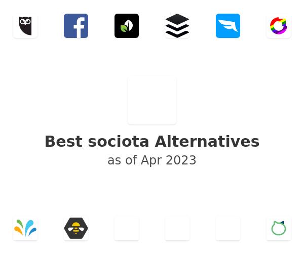 Best sociota Alternatives