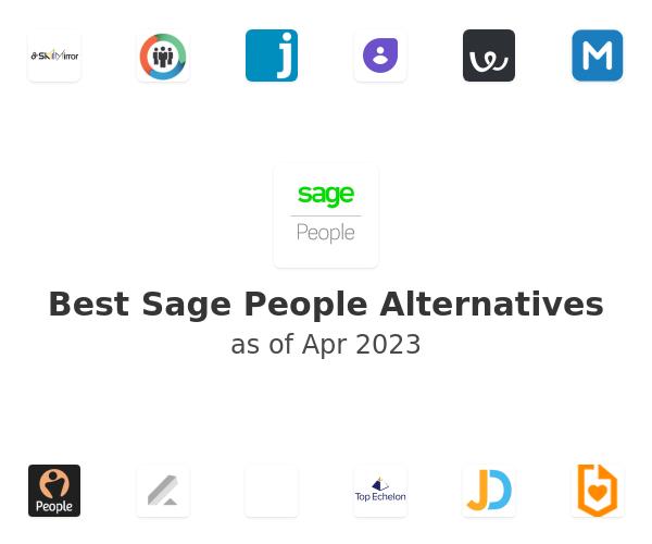 Best Sage People Alternatives