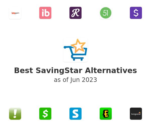 Best SavingStar Alternatives