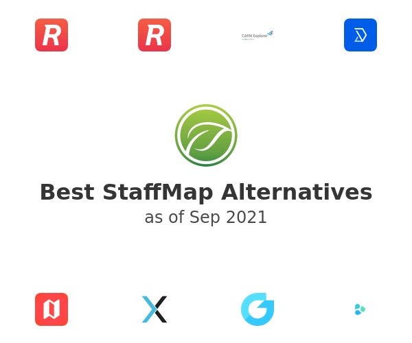 Best StaffMap Alternatives