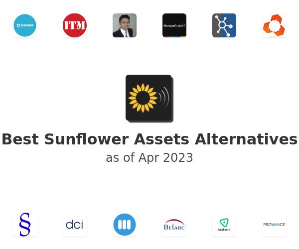 Best Sunflower Assets Alternatives