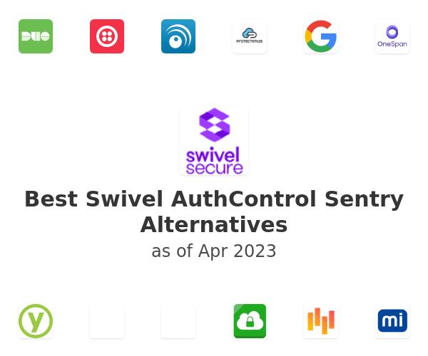 Best Swivel AuthControl Sentry Alternatives