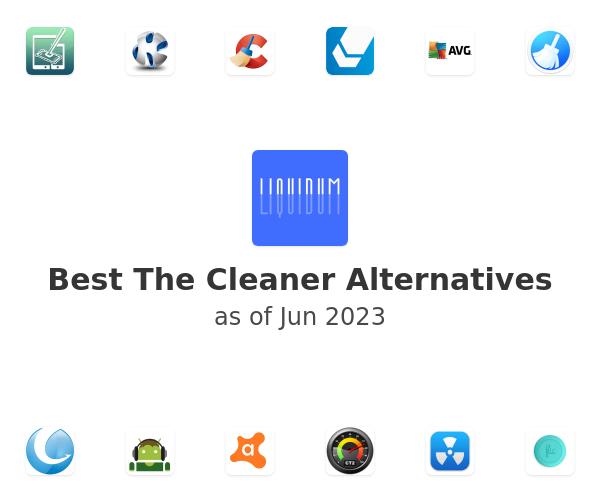Best The Cleaner Alternatives