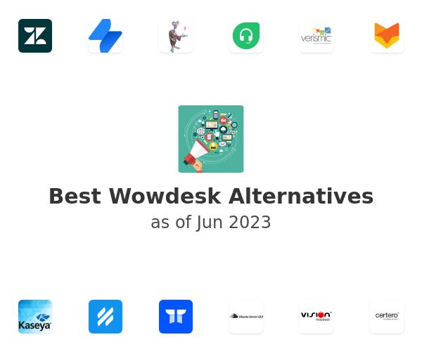 Best Wowdesk Alternatives
