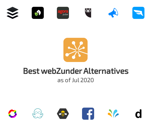 Best webZunder Alternatives