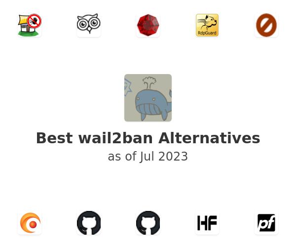 Best wail2ban Alternatives
