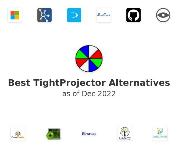 Best TightProjector Alternatives