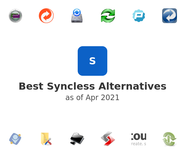 Best Syncless Alternatives