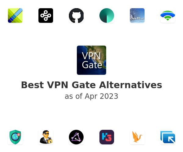 Best VPN Gate Alternatives