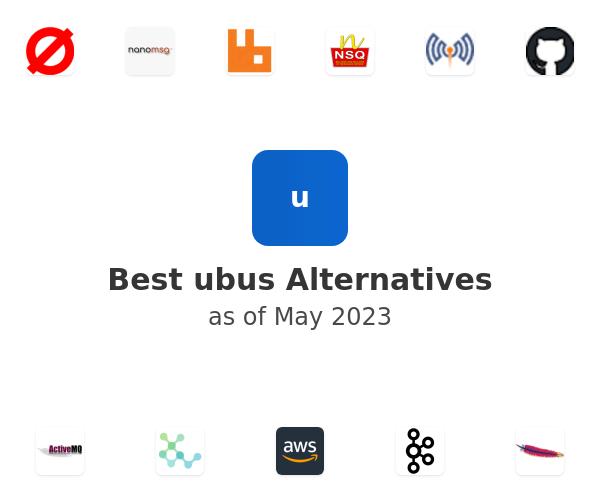 Best ubus Alternatives