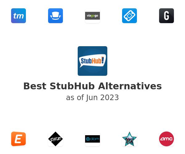 Best StubHub Alternatives