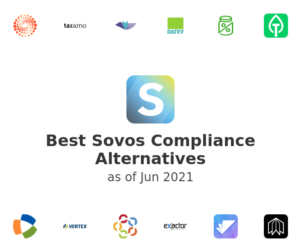 Best Sovos Compliance Alternatives