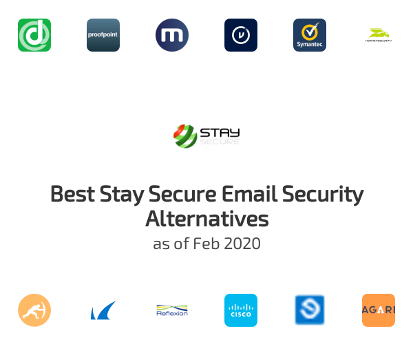 Best Stay Secure Email Security Alternatives