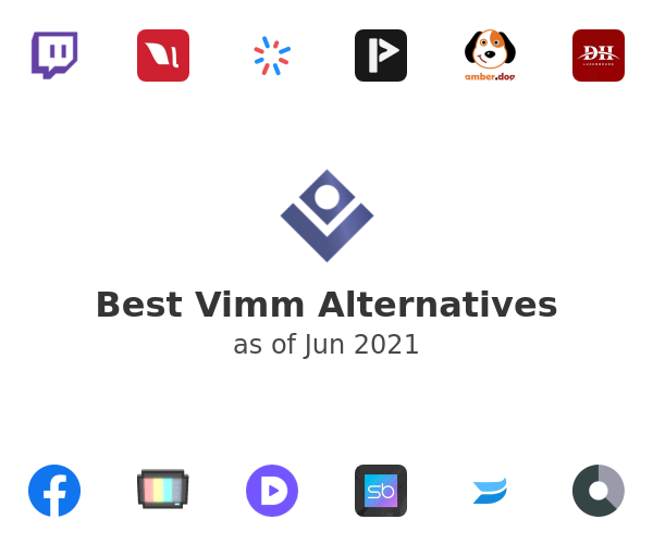 Best Vimm Alternatives