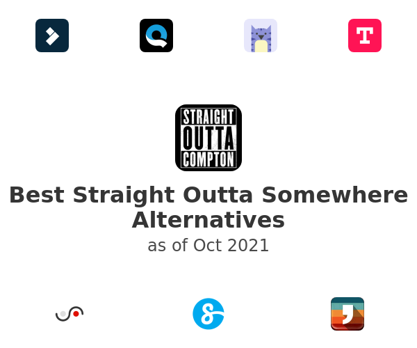 Best Straight Outta Somewhere Alternatives