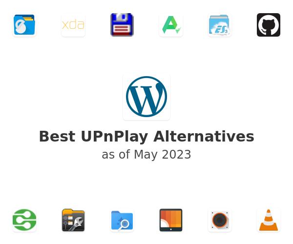 Best UPnPlay Alternatives