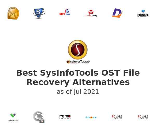 Best SysInfoTools OST File Recovery Alternatives