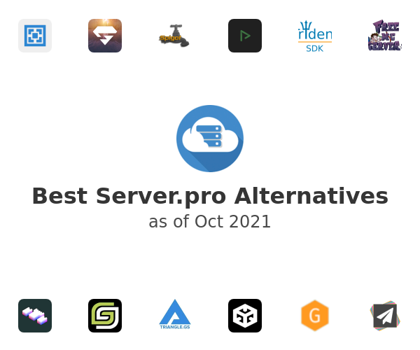 Best Server.pro Alternatives
