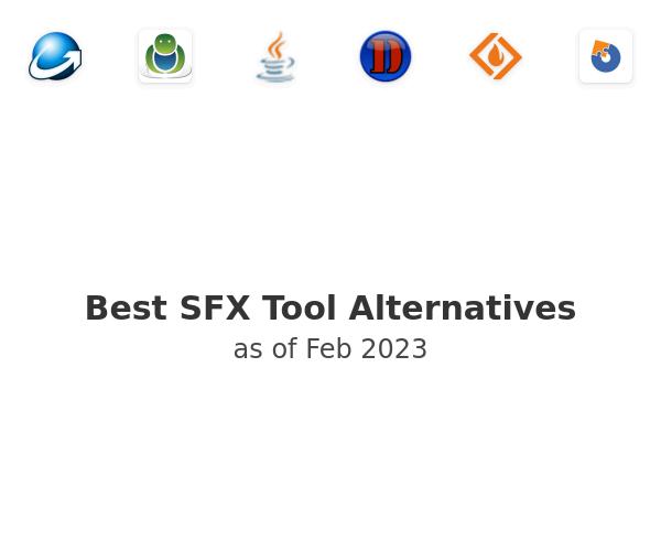 Best SFX Tool Alternatives